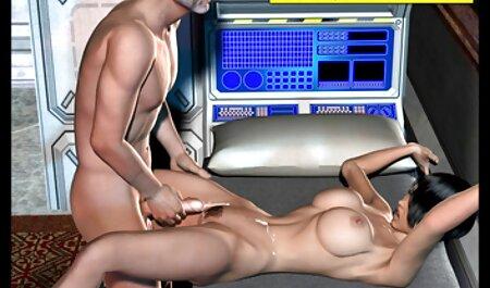 سینه sexبا دکتر کلان, دخترک معصوم, کیت Rubinovich اذیت کردن روی مبل در این ویدئو