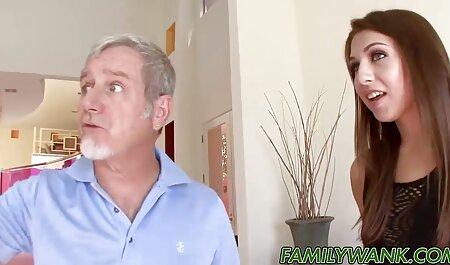 سیمون سکس با دکتر واقعی هوروات-سبزه در یک دوست